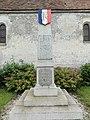 Louvigny (Sarthe) monument aux morts.jpg