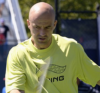 2012 ATP World Tour - Former world no. 3 Ivan Ljubičić played for the last time at the Monte Carlo Masters.