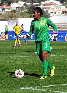 Luciana Maria Dionizio Brazilian footballer