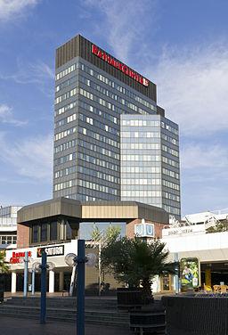 Ludwigshafen Rathauscenter 20120916