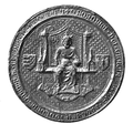 Ludwik Węgierski seal 1370.PNG