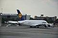 Lufthansa A380 110211 Bonaero Park (4).jpg