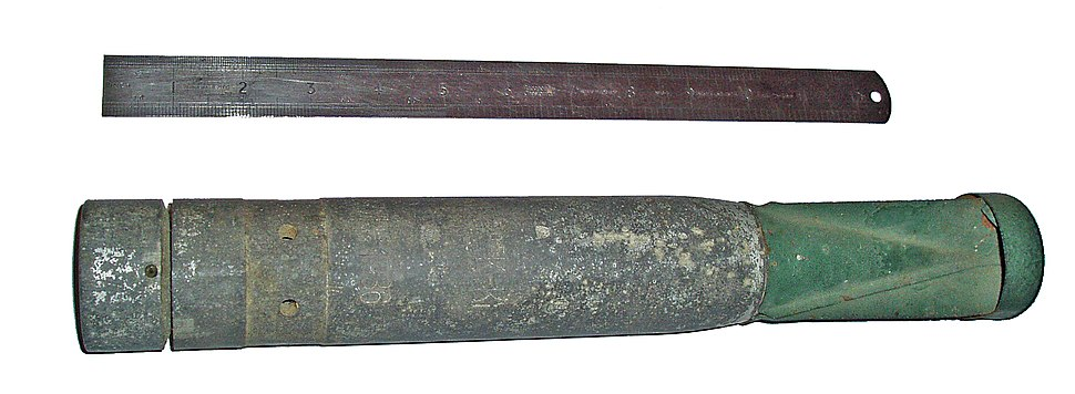 Luftwaffe 1kg Incendiary Bomb