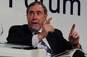Luis E. Echávarri - Luis Echávarri at the World Economic Forum Summit on the Global Agenda in 2010