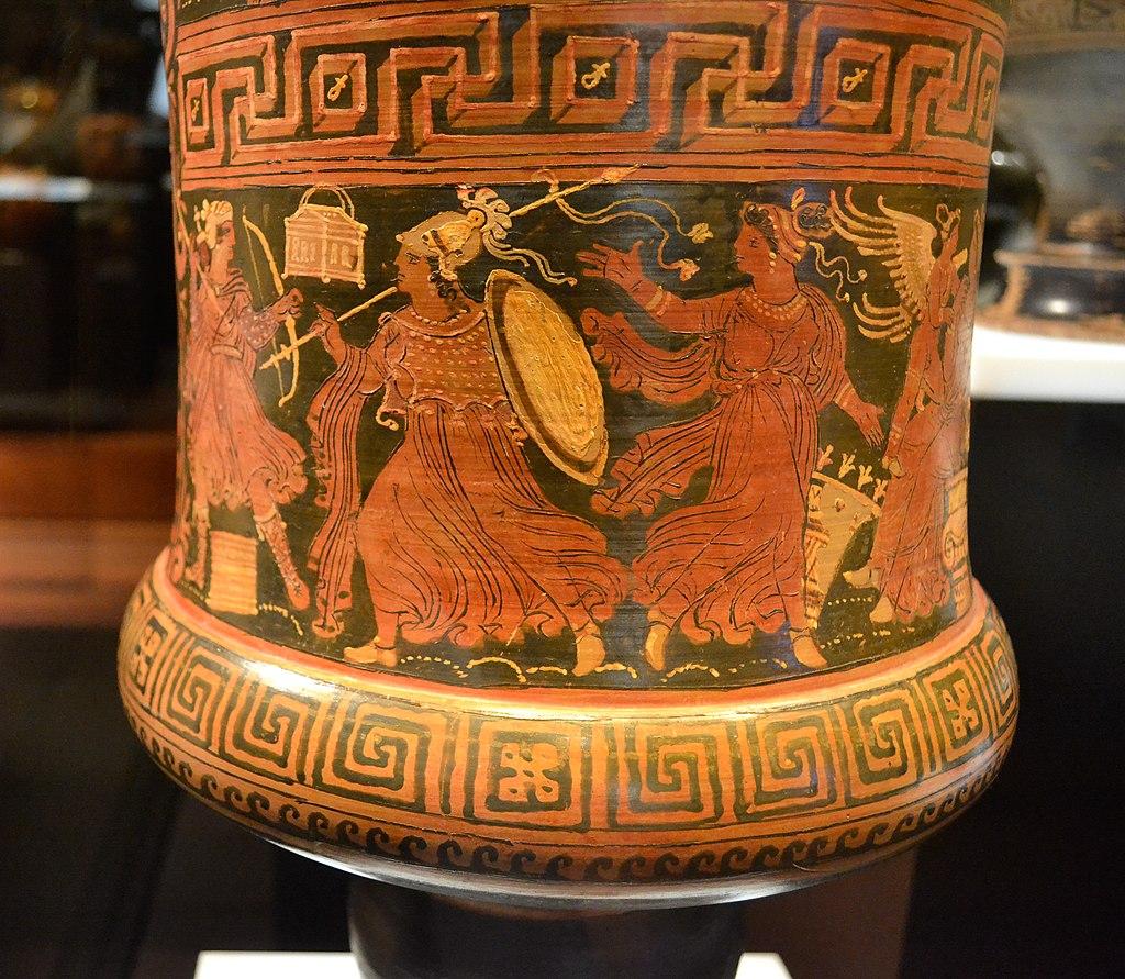 Lutróforo con escena del rapto de Perséfone por Hades. Pintor de Baltimore - M.A.N. 03.jpg