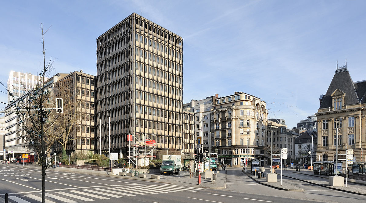 Hotel Luxembourg Centre
