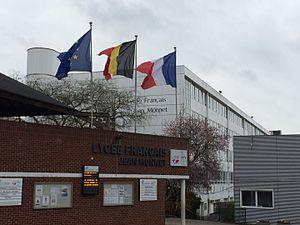 Uccle - lycée français Jean-Monnet