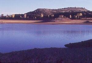 Lyman Reservoir - Image: Lyman Lake 01a