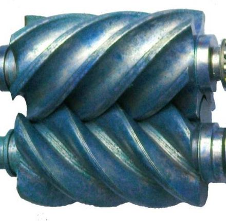Rotary-screw compressor - Wikiwand