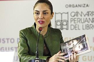 Mávila Huertas