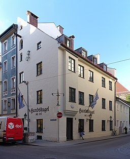 Hotterstraße in München
