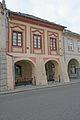 Měšťanský dům (Čáslav), Gen. Františka Moravce 18.JPG
