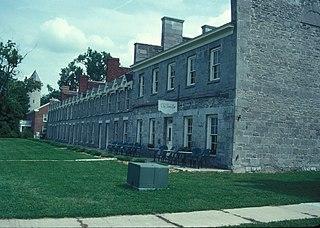Madison Barracks United States historic place