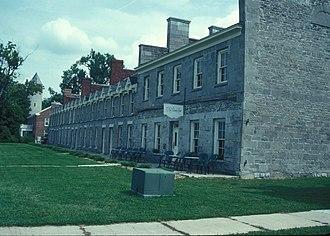 Madison Barracks - Image: MADISON BARRACKS