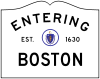 MA corporate limit sign Boston.svg