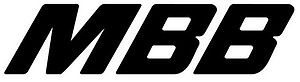 Messerschmitt-Bölkow-Blohm - Image: MBB Logo