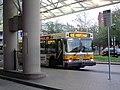 MBTA route 426 bus at Haymarket, July 2015.JPG