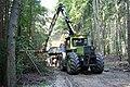 MB trac 1500, Mus-Max Wood Terminator 8.jpg