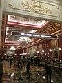 MC 澳門 Macau 路氹城 Cotai 澳門巴黎人 The Parisian Macao Nov 2016 hotel lobby interior registration check in service counters.jpg