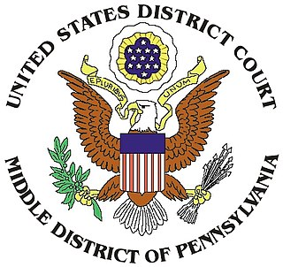 United States District Court for the Middle District of Pennsylvania