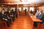 MINISTERIOS DE DEFENSA DEL PERÚ Y ALEMANIA FIRMARON ACUERDO DE COOPERACIÓN INSTERINSTITUCIONAL EN MATERIA DE DEFENSA (27410255622).jpg