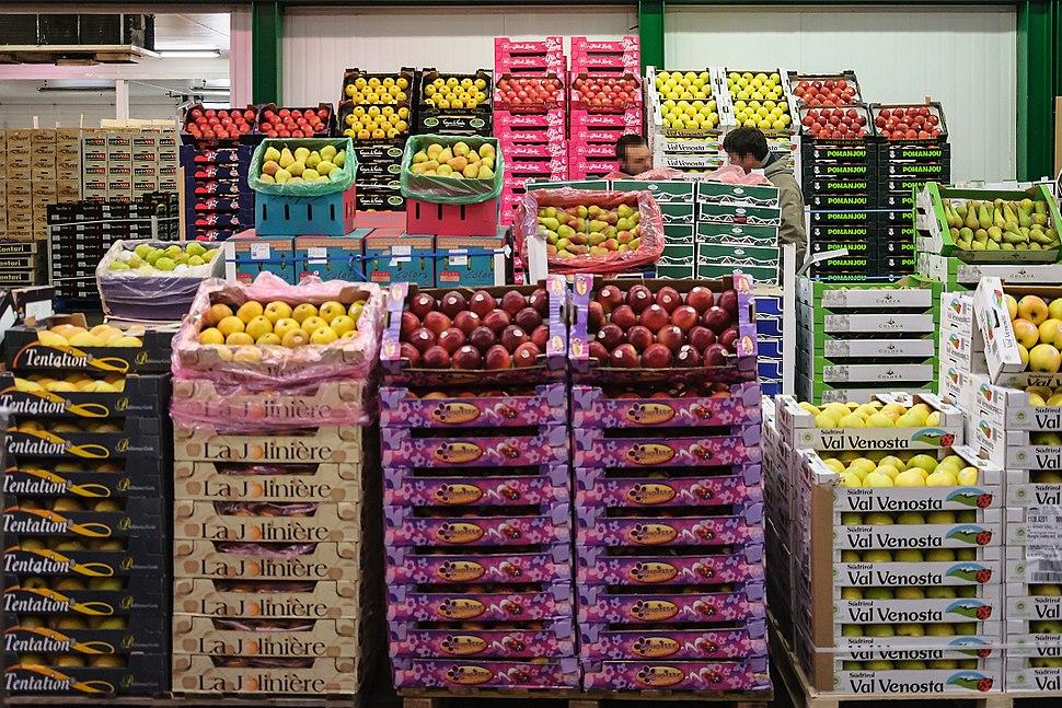 MIN Rungis pommes