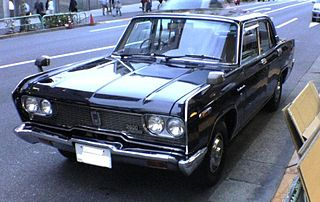 Mitsubishi Debonair Motor vehicle