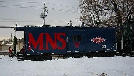 Minneapolis, Northfield and Southern Railway - Wikiwand