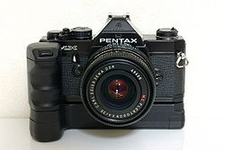 pentax mx wikipedia rh en wikipedia org Pentax ZX 30 Pentax K1000