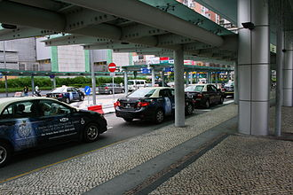 Transport in Macau - Taxi of Macau