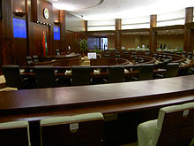what is legislative assembly and legislative council