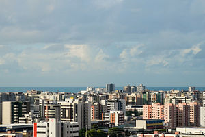 Maceió - The smile city of Brazil.