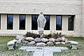 Madonna Statue at Saint Toma Syriac Catholic Church, 25600 Drake Road, Farmington Hills, Michigan - panoramio.jpg