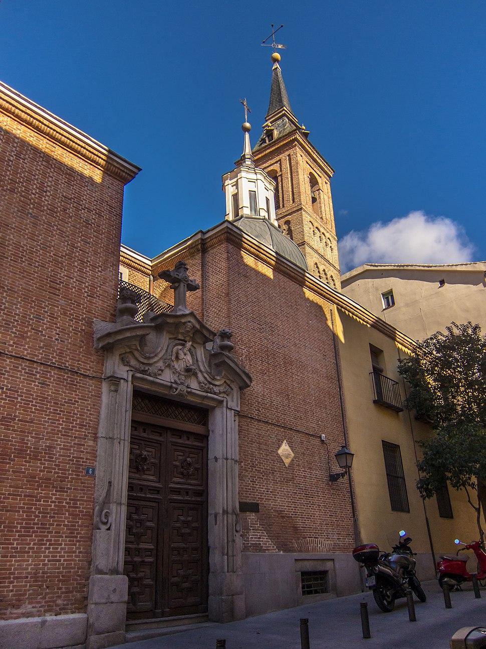 Madrid - San Nicol%C3%A1s de los Servitas - 130202 142553