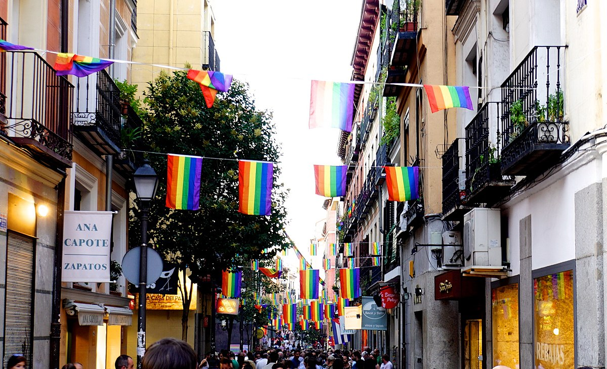 Calle de Pelayo (Madrid) - Wikipedia, la enciclopedia libre