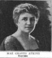 Mae Graves Atkins, 1922.png