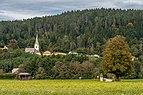 Magdalensberg St. Thomas Pfarrhof und Pfarrkirche hl. Thomas 04102019 7249.jpg