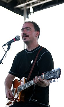 Magnolia Electric Co at JellyNYC's Pool Party (July 19th, 2009) (3743938617).jpg