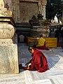 Maha Bodhi Temple Bodh Gaya India - panoramio (7).jpg