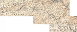 Philadelphia Main Line - Image: Main Line 1895