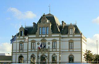 Ploërmel Commune in Brittany, France