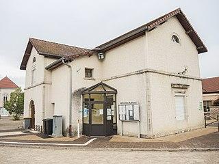 Pouligney-Lusans Commune in Bourgogne-Franche-Comté, France