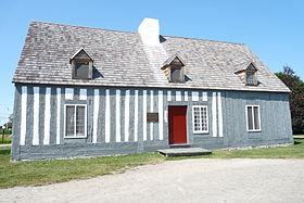 Maison lamontagne wikip dia for Auberge de la vieille maison rimouski qc