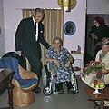 Mannen, vrouwen, rolstoelen, prinsessen, Beatrix, prinses, Bestanddeelnr 254-7067.jpg