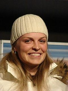 Manuela Mölgg Italian alpine skier