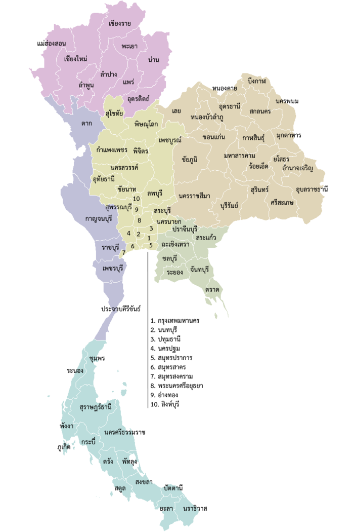 Map TH provinces by geographic.png