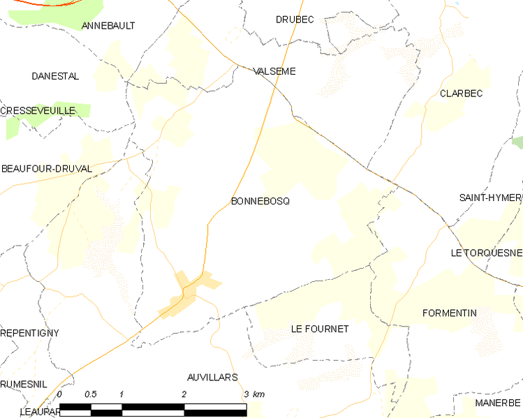 Fayl:Map commune FR insee code 14083.png