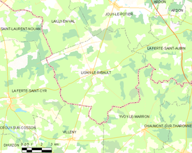 Map commune FR insee code 45182.png