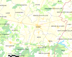 Map commune FR insee code 49228.png