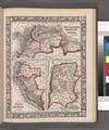 Map of New Granada (Grenada), Venezuela, and Guiana; Map of Peru and Equadorv; Map of the Argentine Confederation. NYPL1510825.tiff